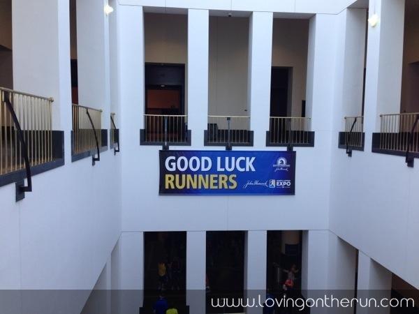 Good Luck Runners