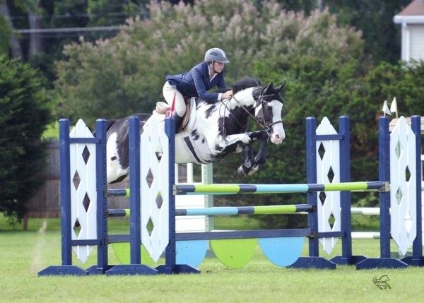 Katie Horseback Riding