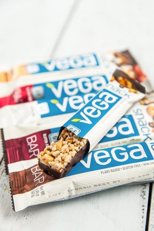 Vega Snack Bar Flavors