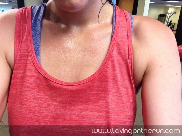 Sweaty