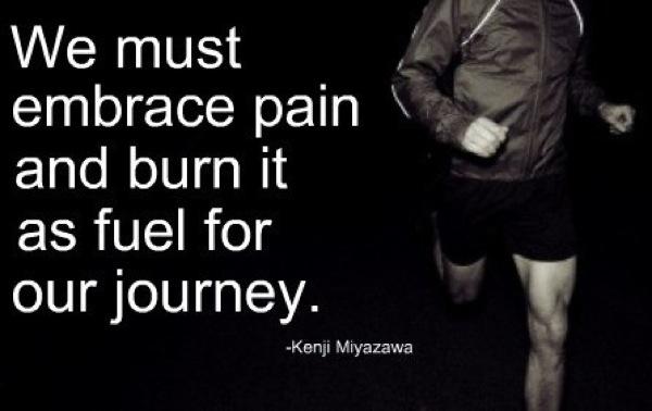 Embrace Pain