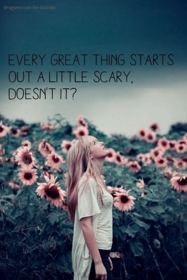 Change and Fear are Scary
