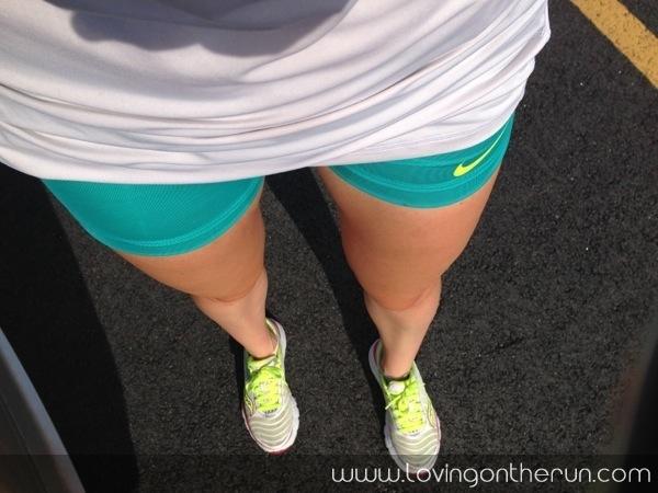 Running Tempo