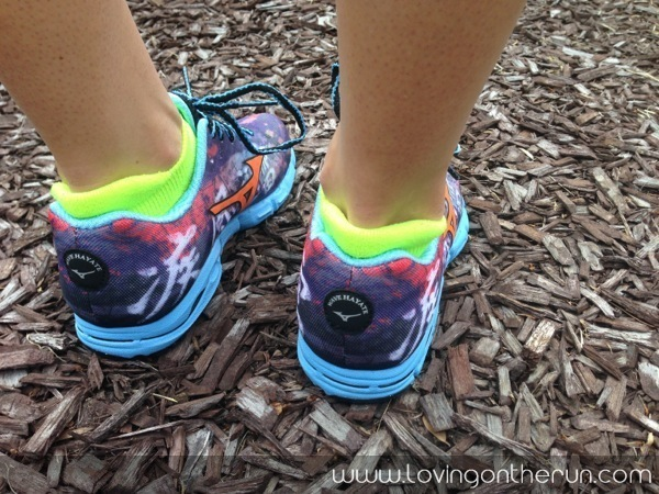 Mizuno Trail Shoes