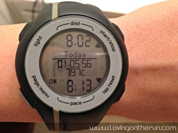 8 Mile Tempo