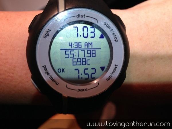7 Mile Tempo