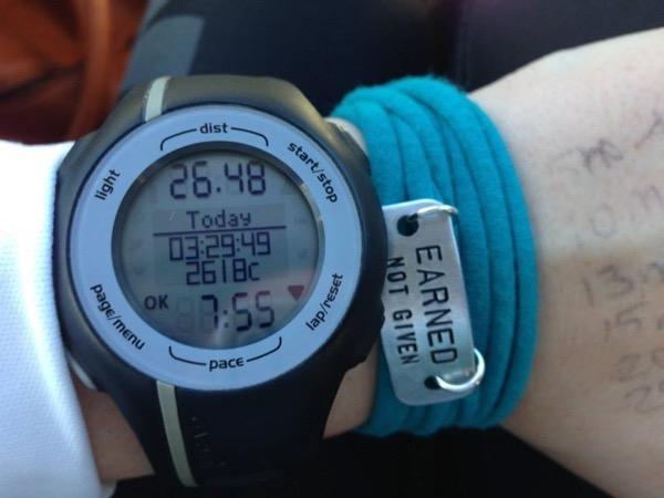 Kiawah Island Marathon Time
