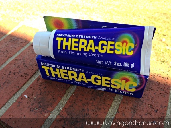 Thera-Gesic Giveaway