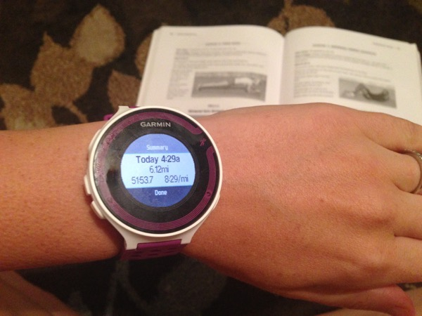 Marathon Week 11