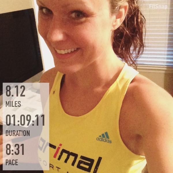 Marathon Week 15