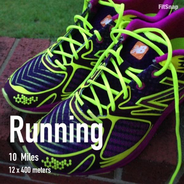 Marathon Week 16