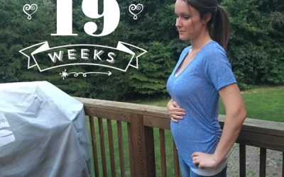 Pregnancy and Running: 19 Weeks
