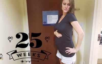 Pregnancy and Running: 25 Weeks