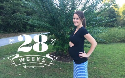 Running and Pregnancy: 28 Weeks