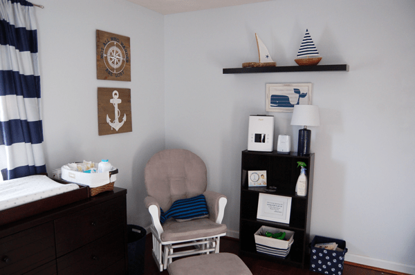 Nautical Nursery 2