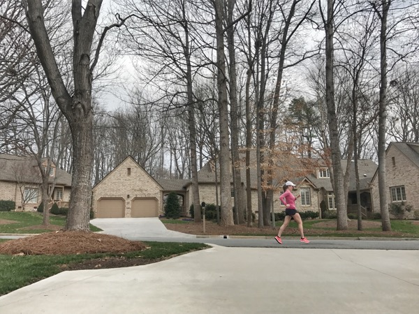 Boston Week 2 Long Run