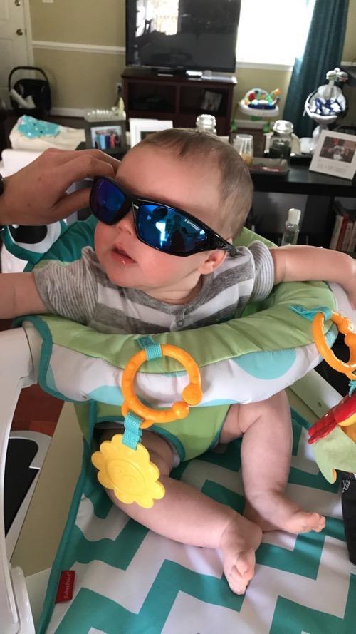Day in the Life E Sunglasses