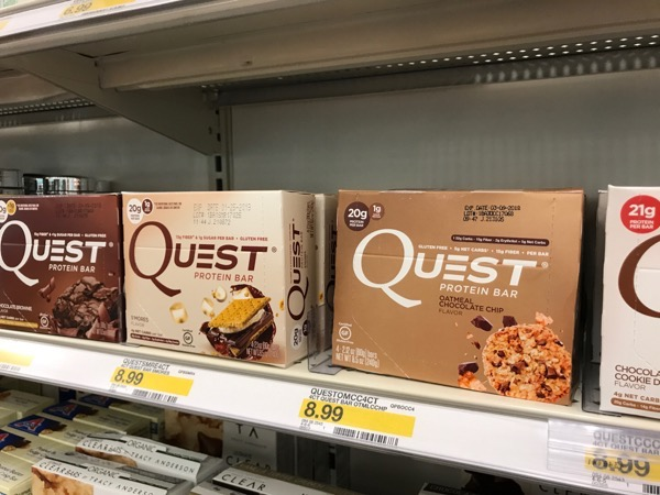 Get More Out of Your Protein Bar {Quest Bar}