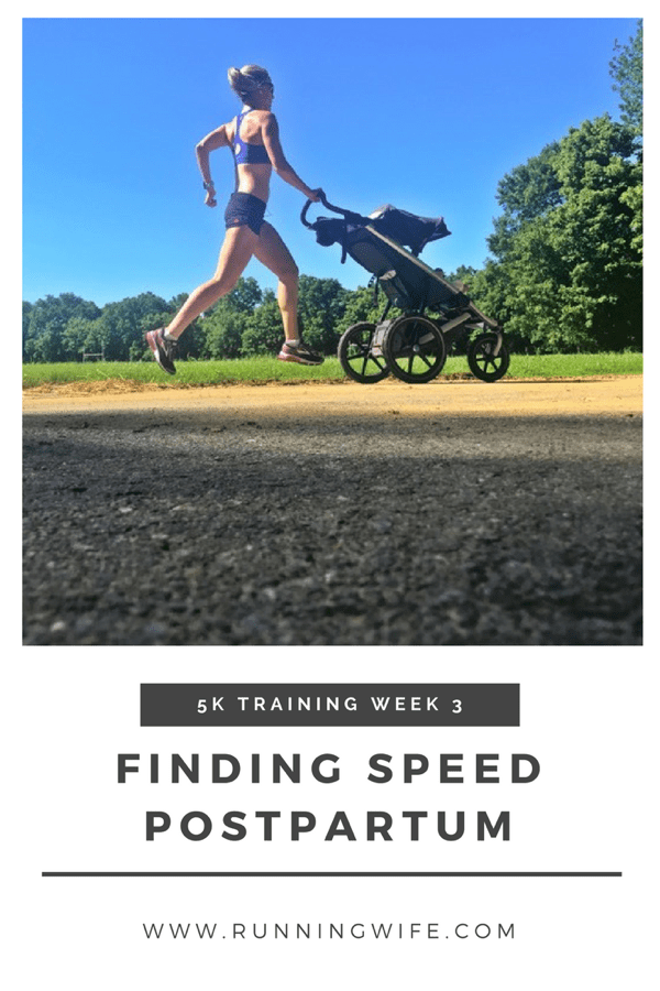 Find Speed Postpartum Week 3