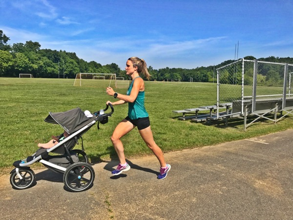 Running with a Stroller: A Mom's Guide to Stroller Running