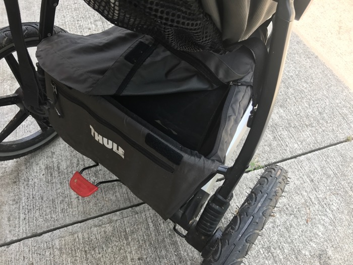 Thule Urban Glide Storage Basket