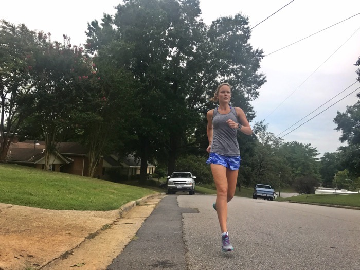 Running Off Season