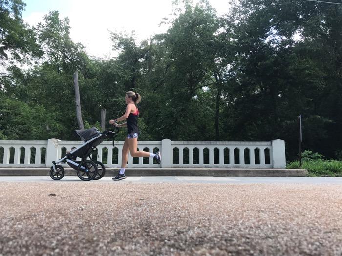 Stroller Effort Based Training
