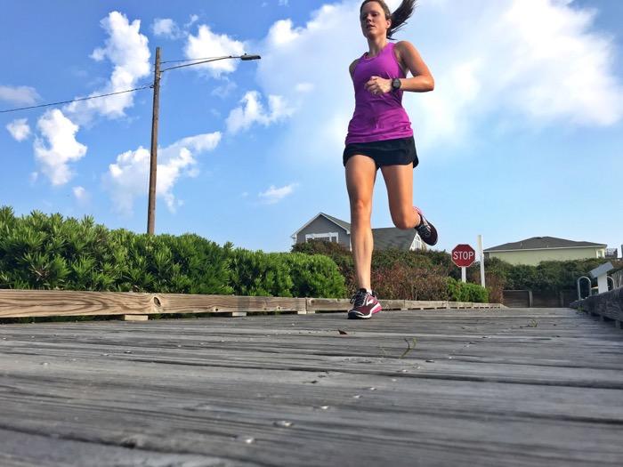 Marathon Training Log: Week 1