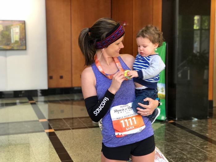 Rock N Roll Raleigh Half Marathon Recap 2018