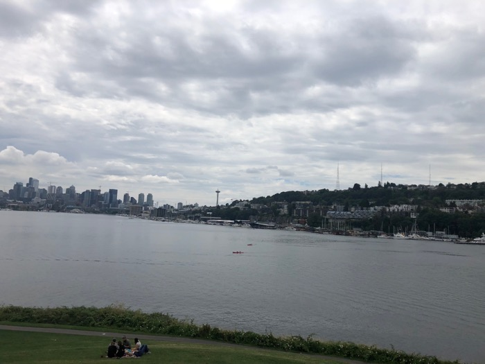 Gas Works Park Views