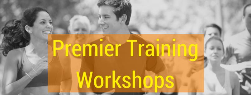 Premium Training Workshops