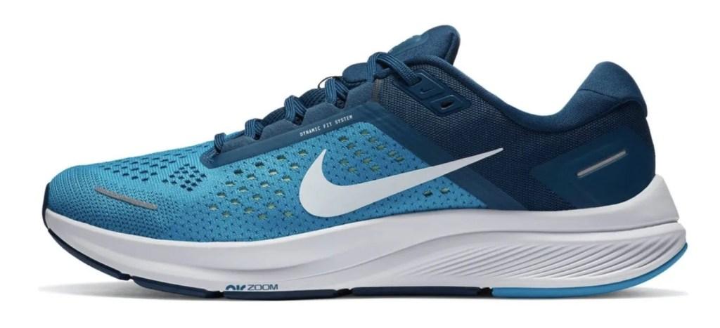 Nike Air Zoom Structure 23 antipronatie schoenen voor heren