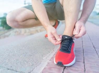 Wanneer zijn je hardloopschoenen aan vervanging toe?