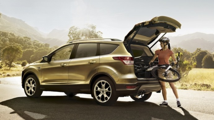 ford kuga 2 0 ecoboost titanium run ride dive. Black Bedroom Furniture Sets. Home Design Ideas