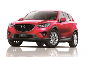 Mazda CX-5 wins the 2017 Mazda SA COTY