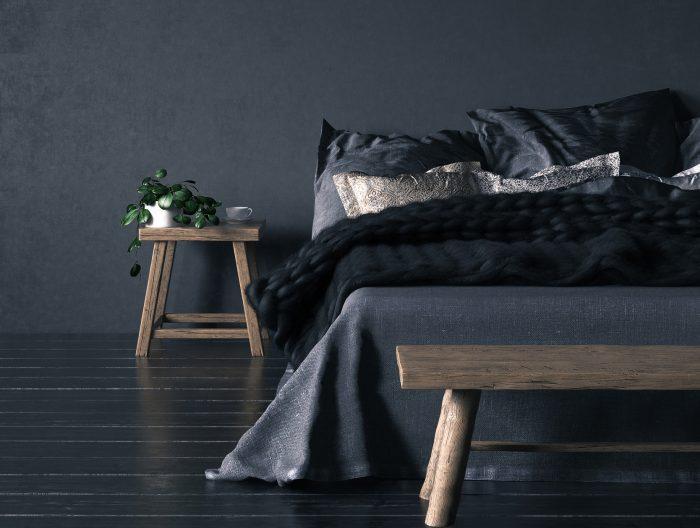 dark bedroom ideas how to decorate
