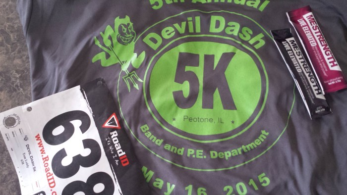 Peotone Devil Dash T-Shirt