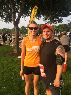 Terrapin 5K - Tom and Julia