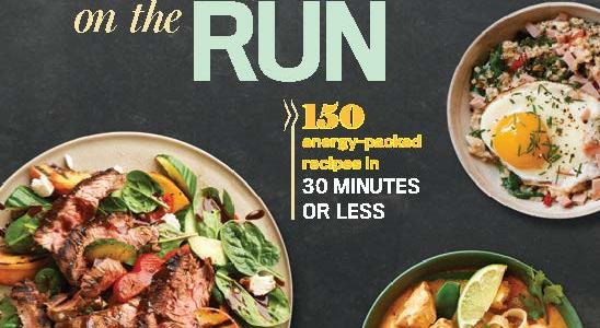 Book Review: Meals on the Run