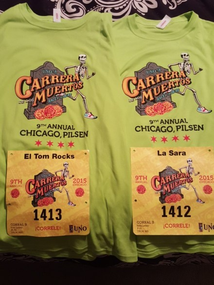 Race of the Dead Shirts