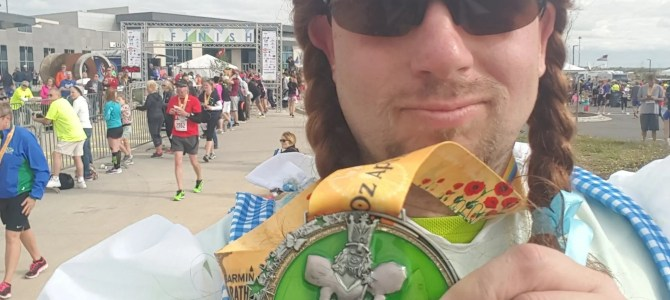 Garmin Half Marathon – The Land of OZ (Olathe, KS)