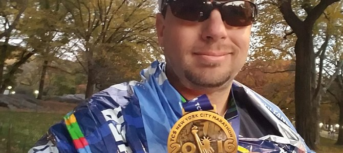 Race Recap: 2016 New York City Marathon