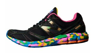 New Balance Black Rainbow Collection: The Depth of Colour