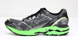 Shoe Review: Mizuno Wave Rider 14