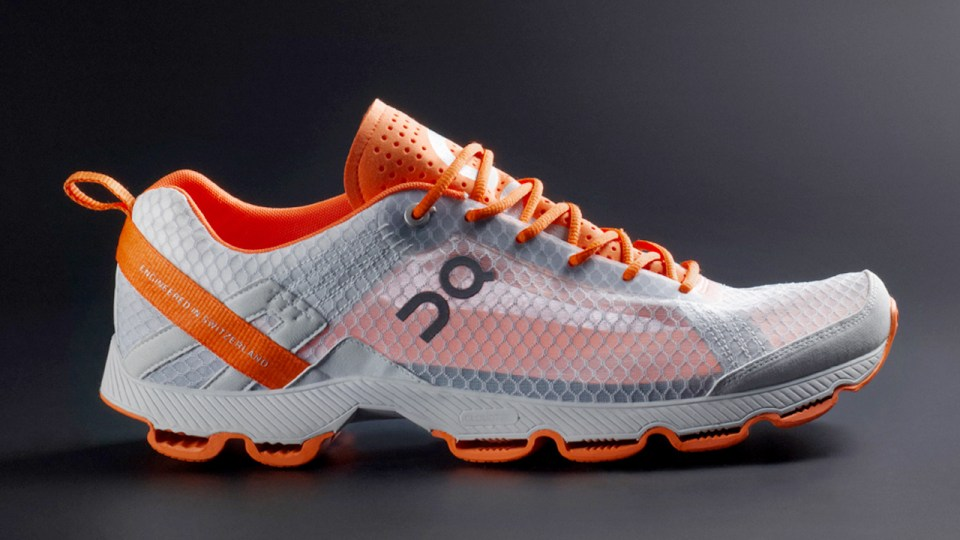 On Shoes: For Supernatural Running