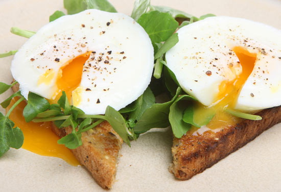 Five Great Post Work Out Foods- Eggs