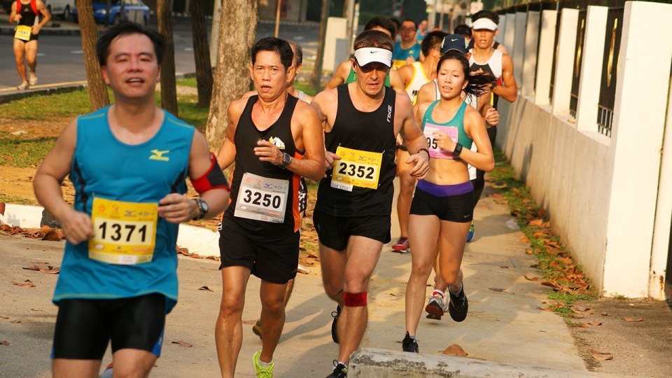 Mizuno PAssion Wave Run 2012: A Uniquely Heartland Experience