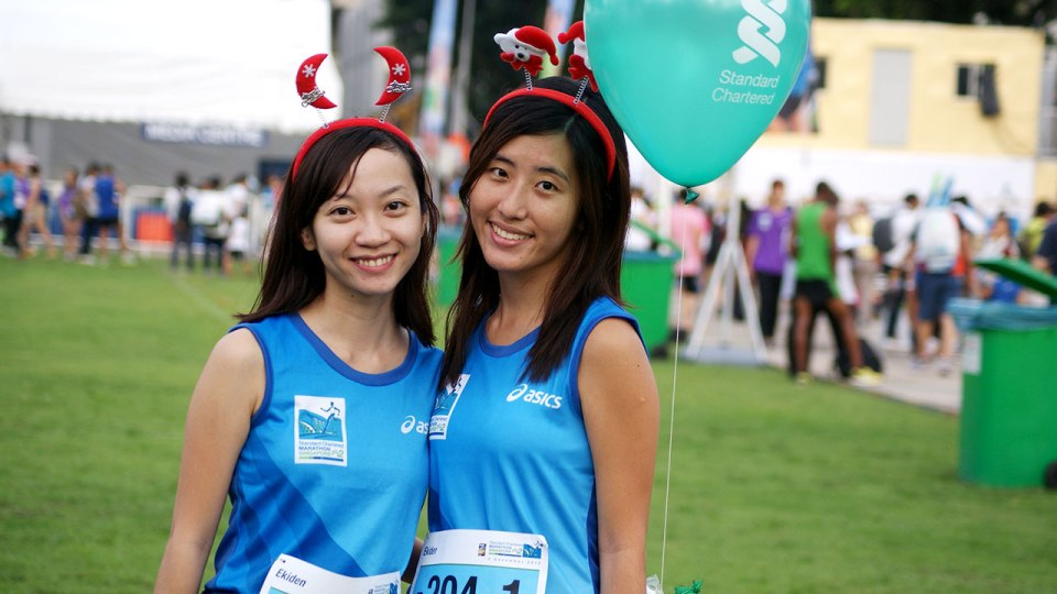 Standard Chartered Marathon Singapore 2012: Festive Mood to End the Year
