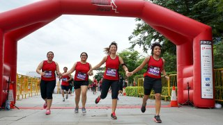 U Run 2013 Champions: Run for Prosperity