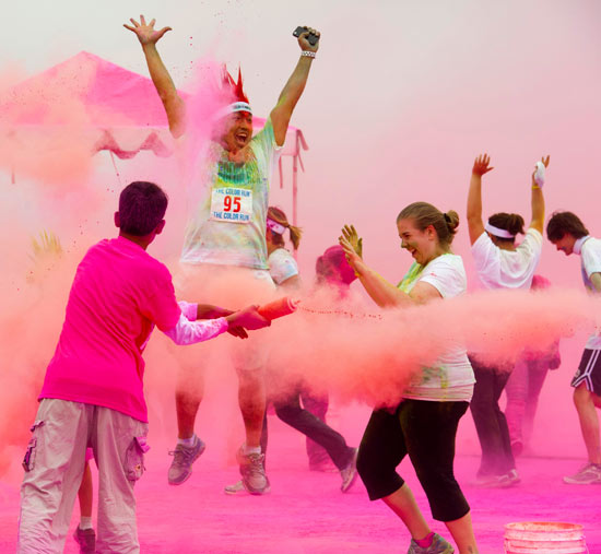 The Color Run™: The Happiest 5k on the Planet